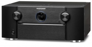 The Marantz AV7702 AV receiver (courtesy of D&M)