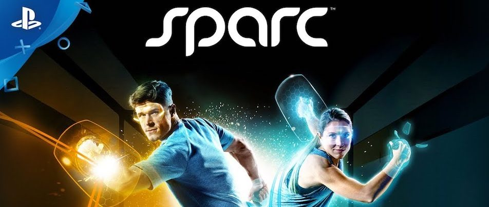 Sparc on Playstation VR